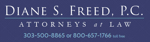 Diane S. Freed, P.C. Attorney at Law