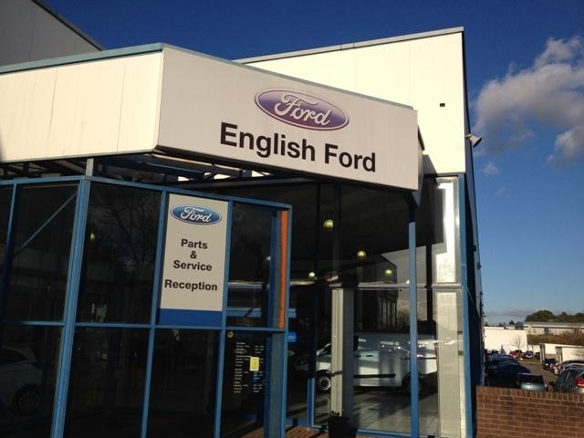 English Ford