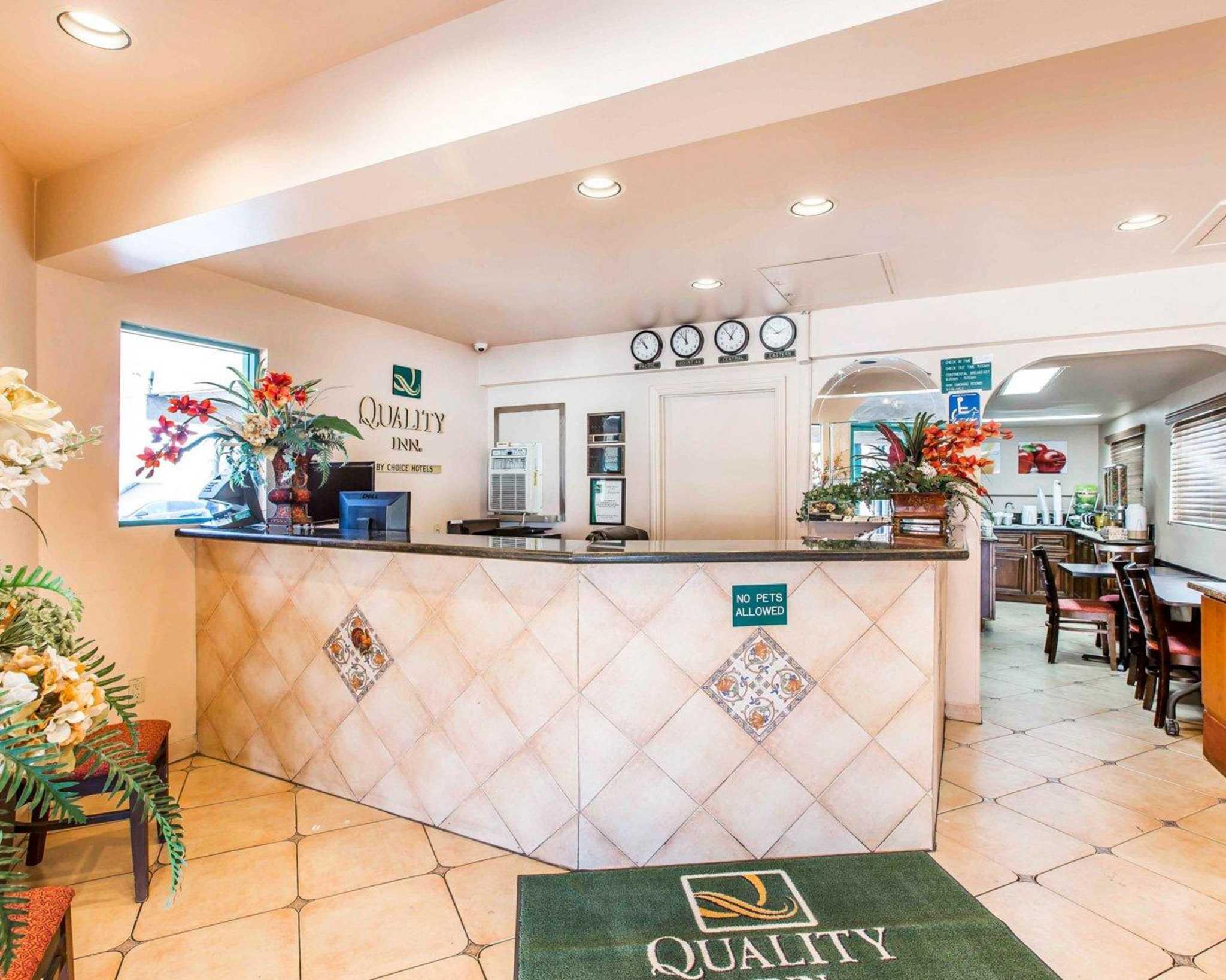 Quality Inn Burbank Airport image 26