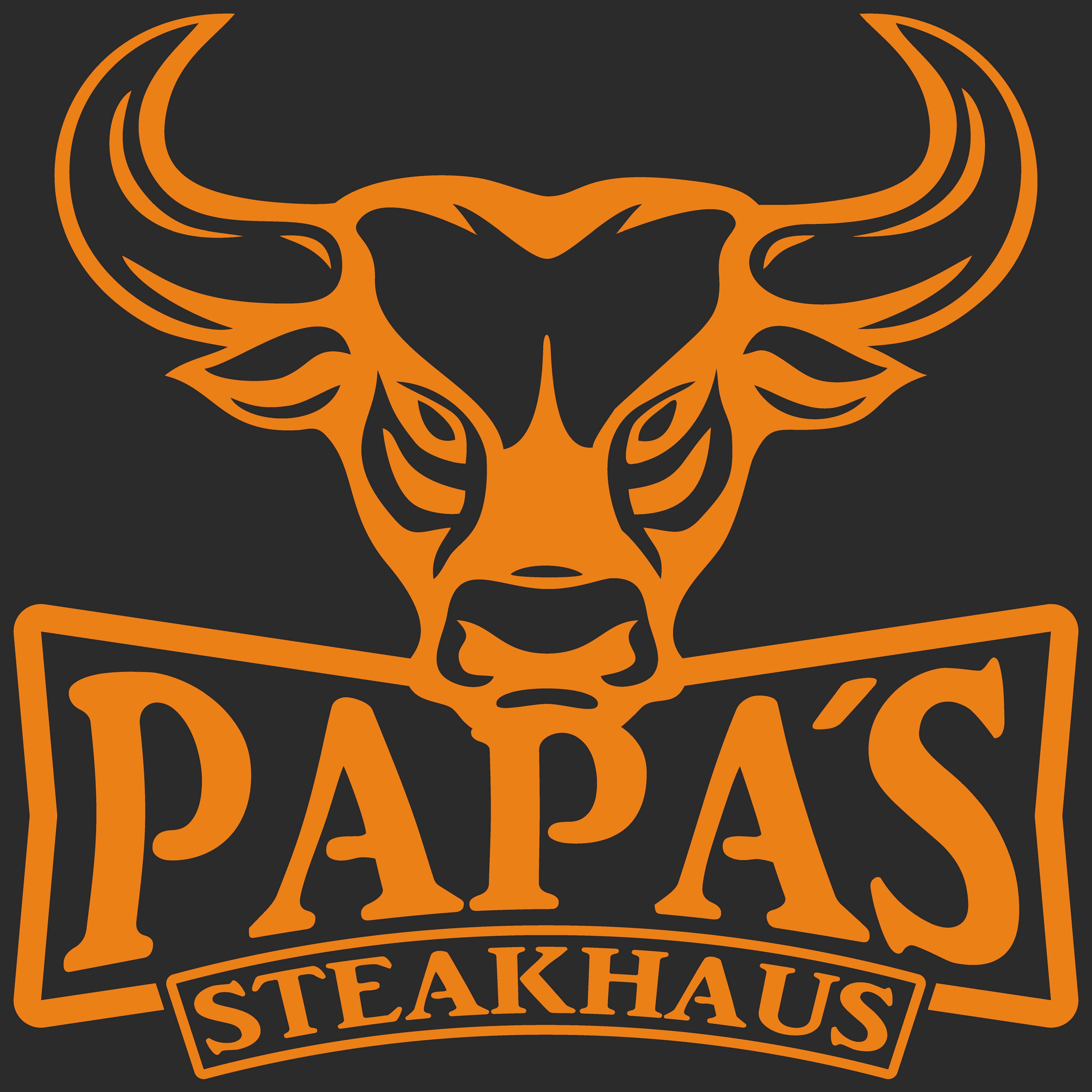 Logo von Papa's Steakhaus