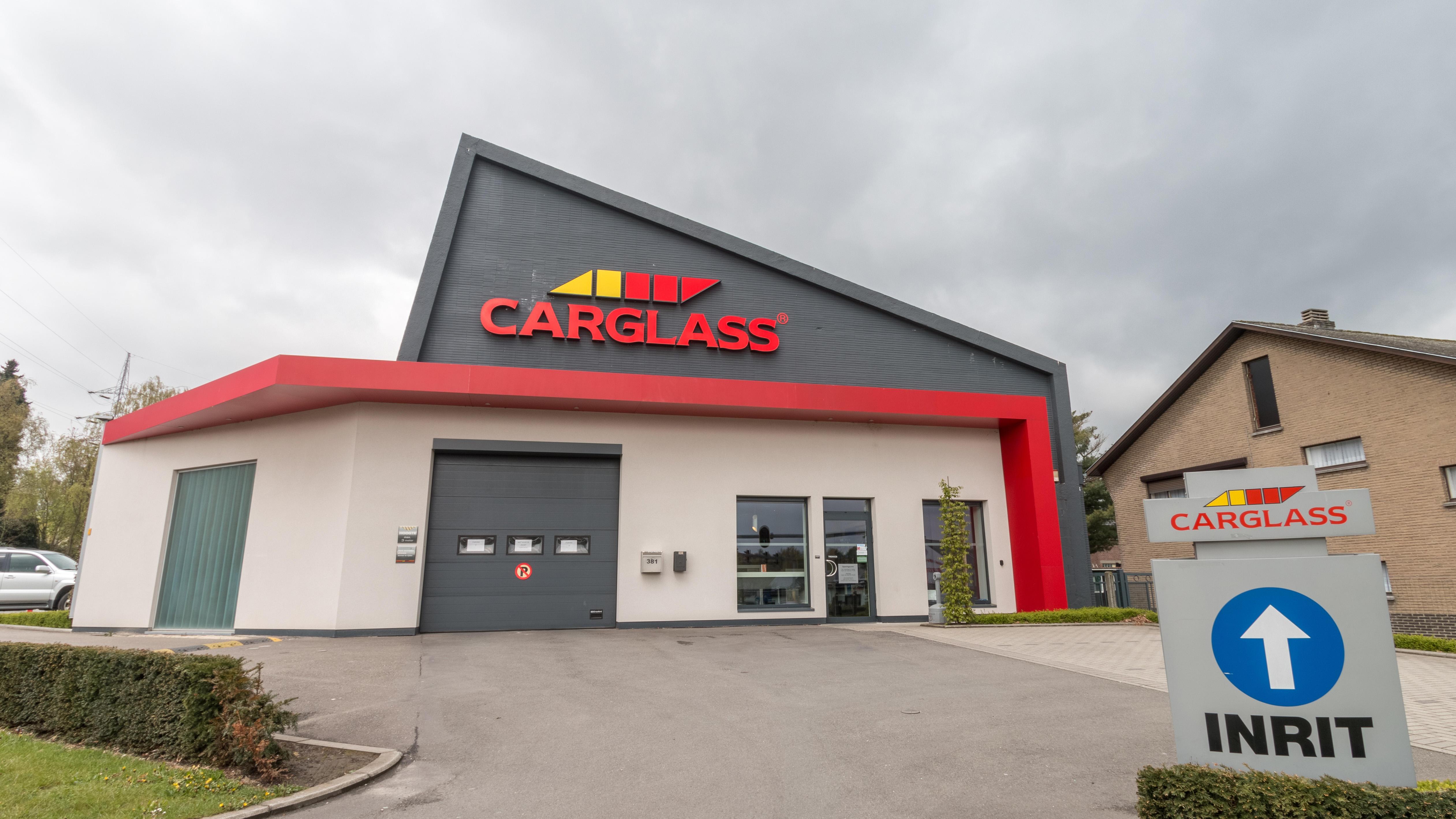 Carglass® Genk: Autoruiten vervangen & herstellen