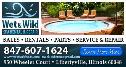 Wet & Wild Spa Rental & Repair image 0