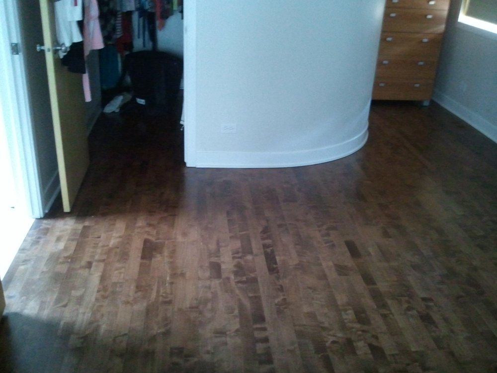 Great hardwood flooring services inc coupons near me in for Hardwood flooring near me