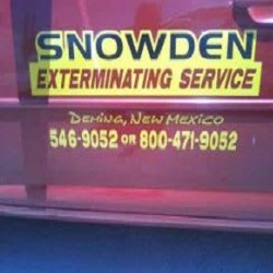 Snowden Exterminating Service image 2