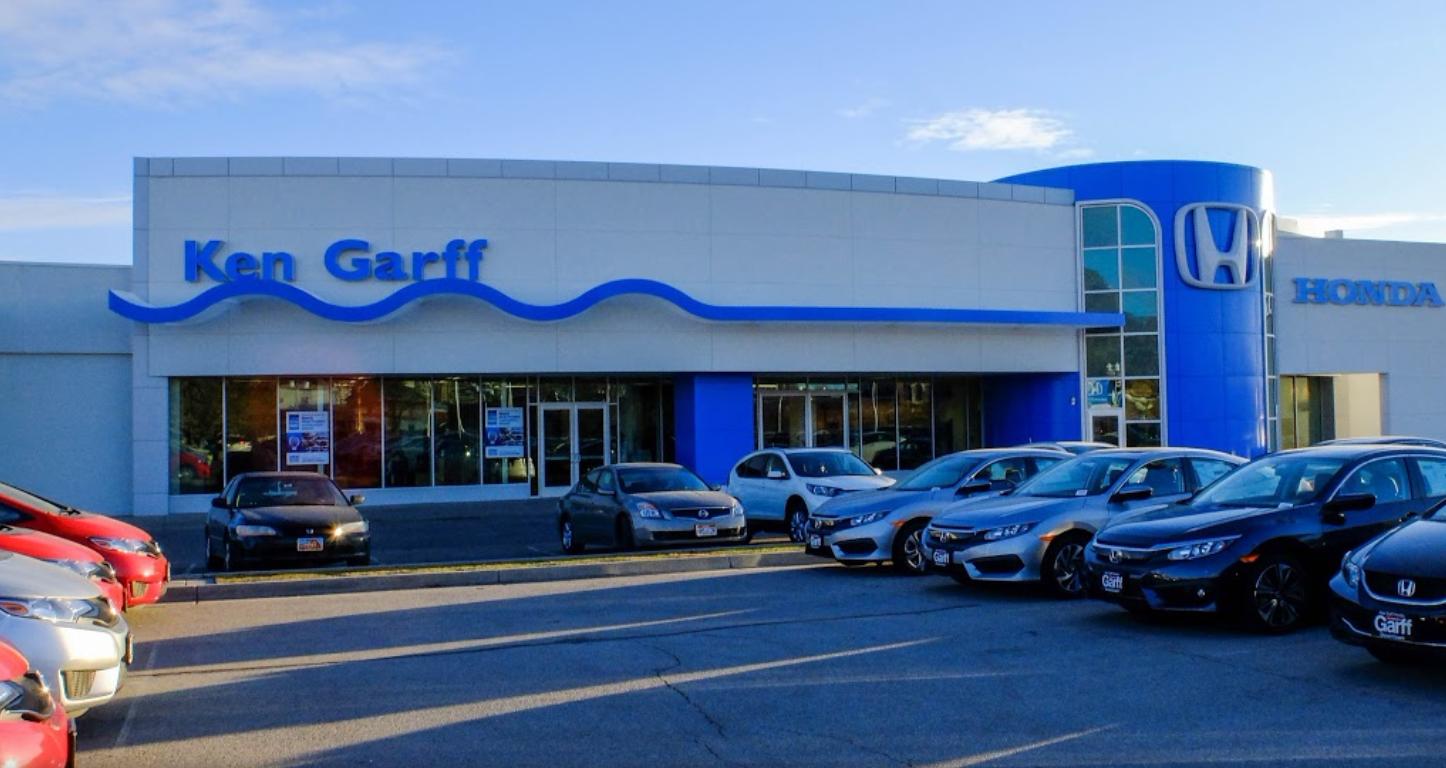 Ken garff honda downtown salt lake city ut business for Honda dealership utah