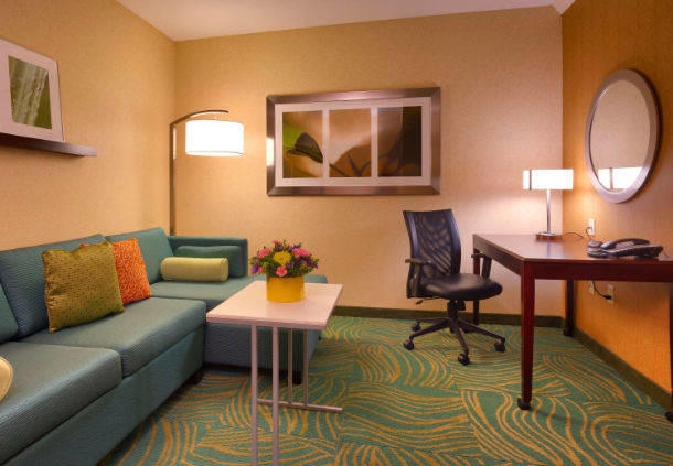 SpringHill Suites by Marriott Salt Lake City Downtown image 9