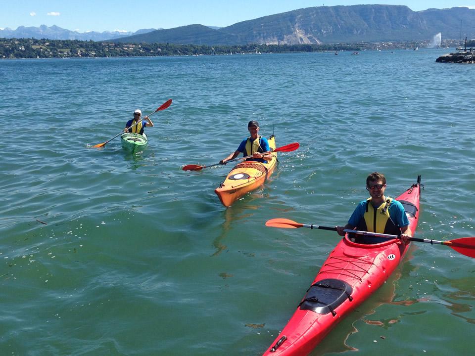 Rafting Loisirs Genève