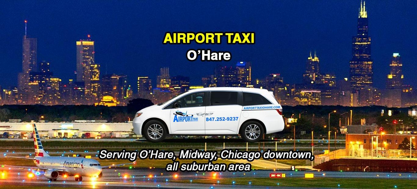 Airport Taxi OHare image 2