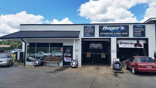 Hagers Muffler and Automotive image 2