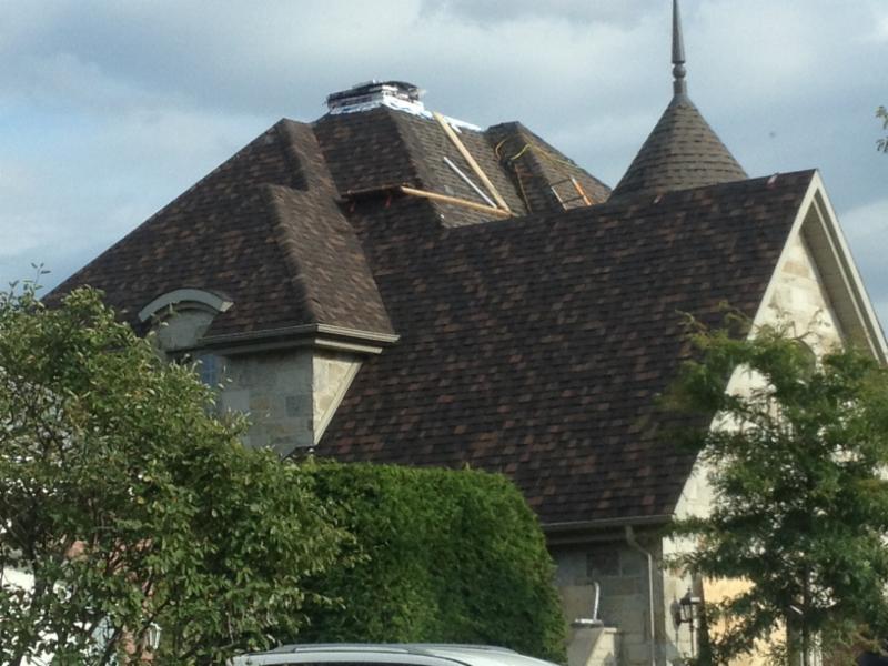 Les Couvreurs Réal Bergeron Inc à Saint-Cyrille-de-Wendover