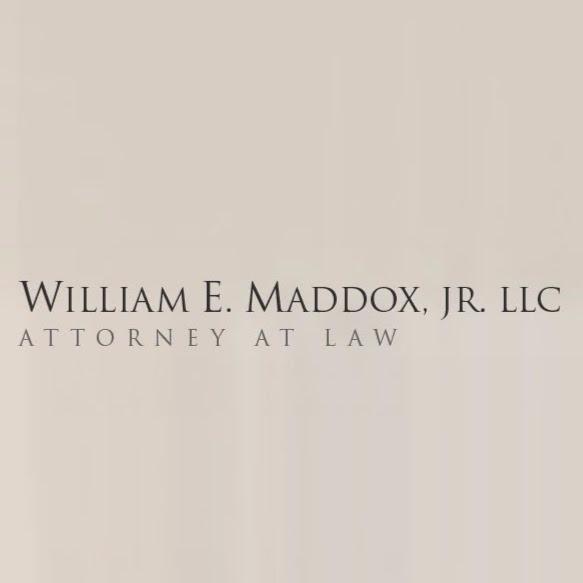 William E. Maddox Jr., L.L.C.