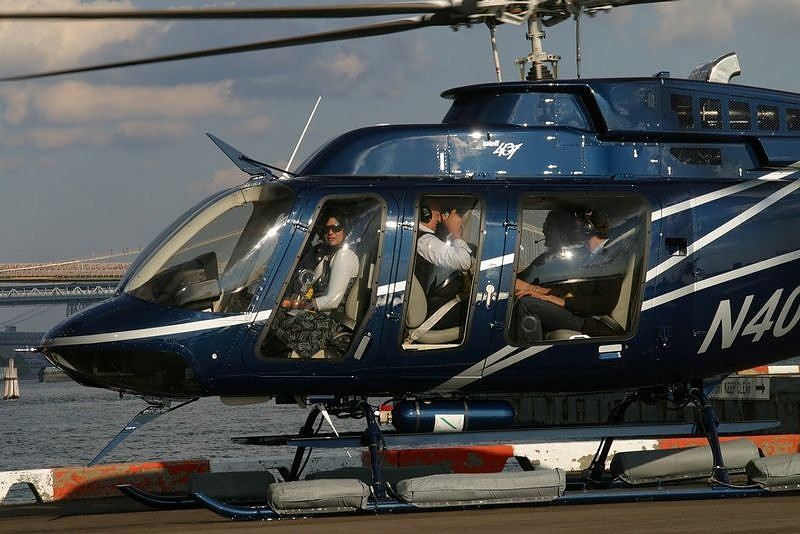 Helicopter New York City image 7