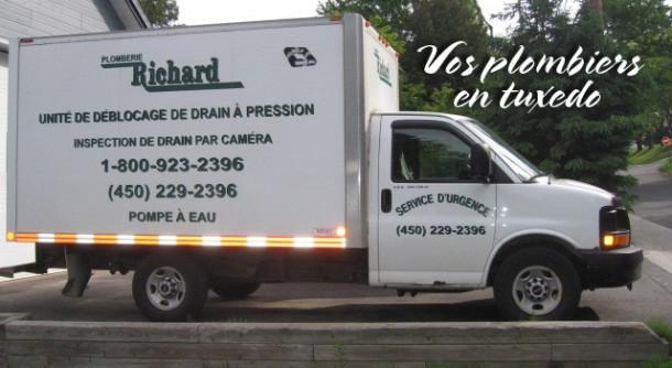La Plomberie Richard  à Sainte-Adèle