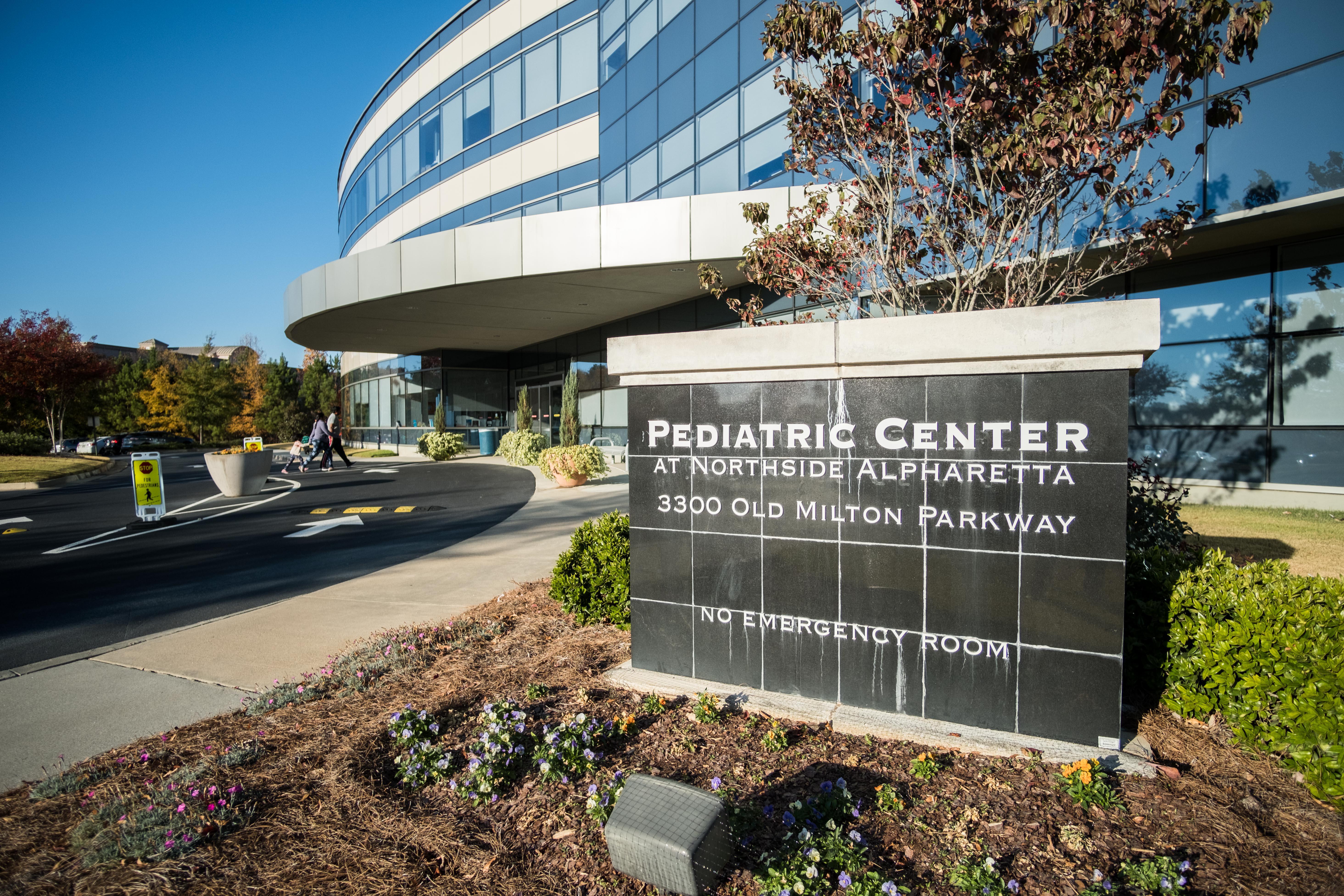 Children's Healthcare of Atlanta Orthotics and Prosthetics - Old Milton Parkway image 0