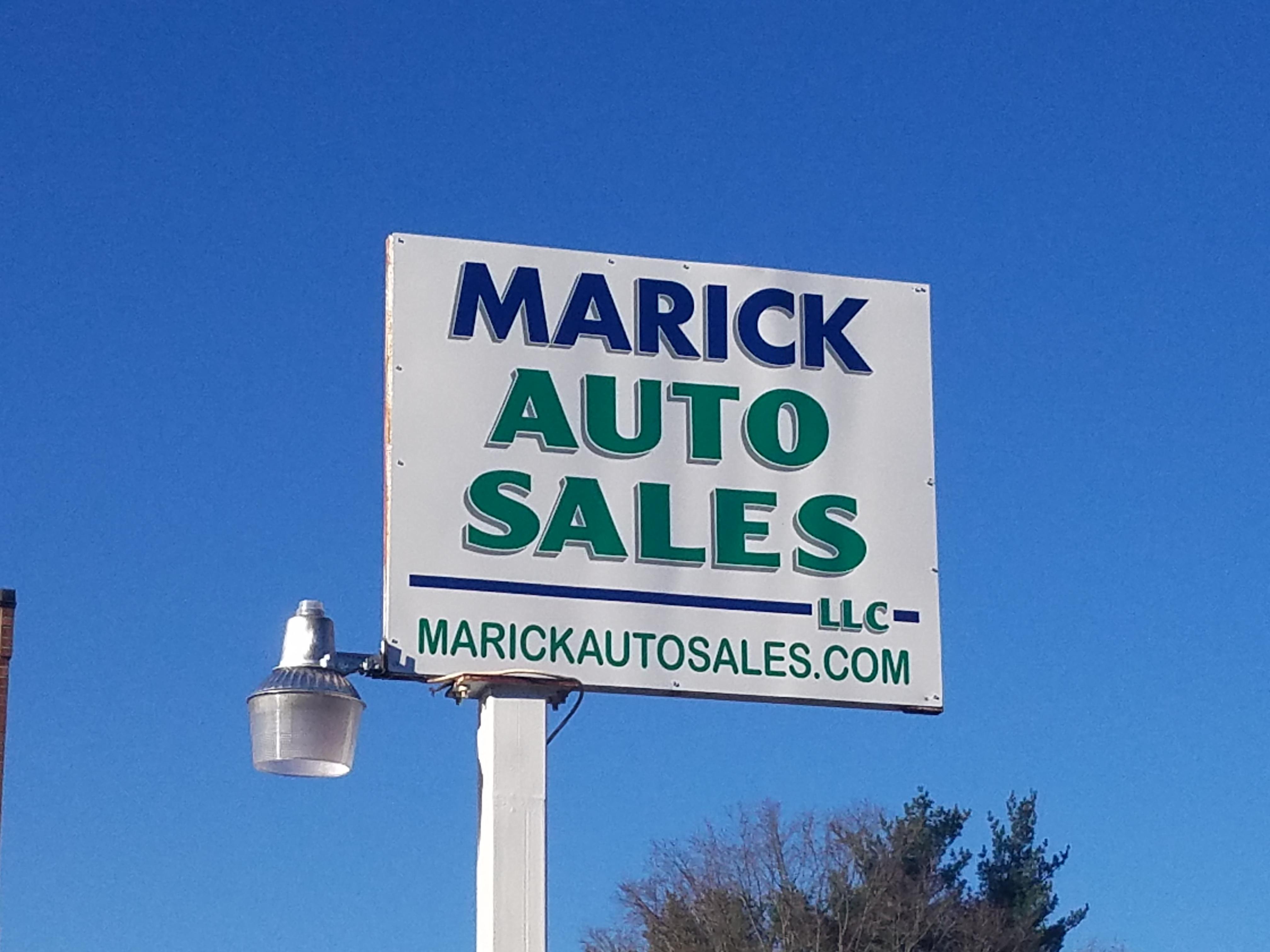 Marick Auto Sales LLC image 1
