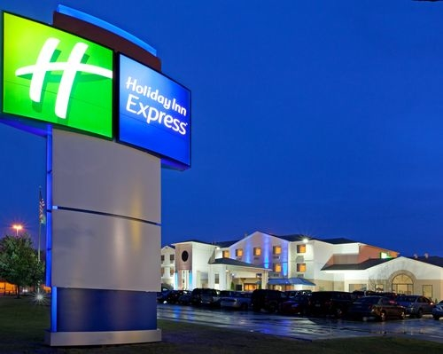 Holiday Inn Express Pittsburgh-North (Harmarville) image 0