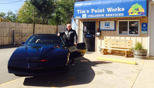 Tim's Paint Works Collision Services image 3
