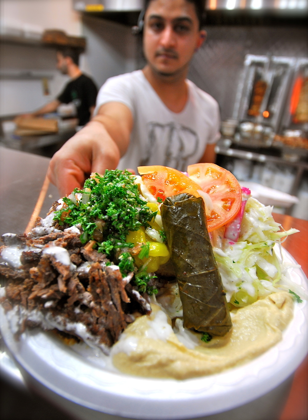 Restaurant Boustan