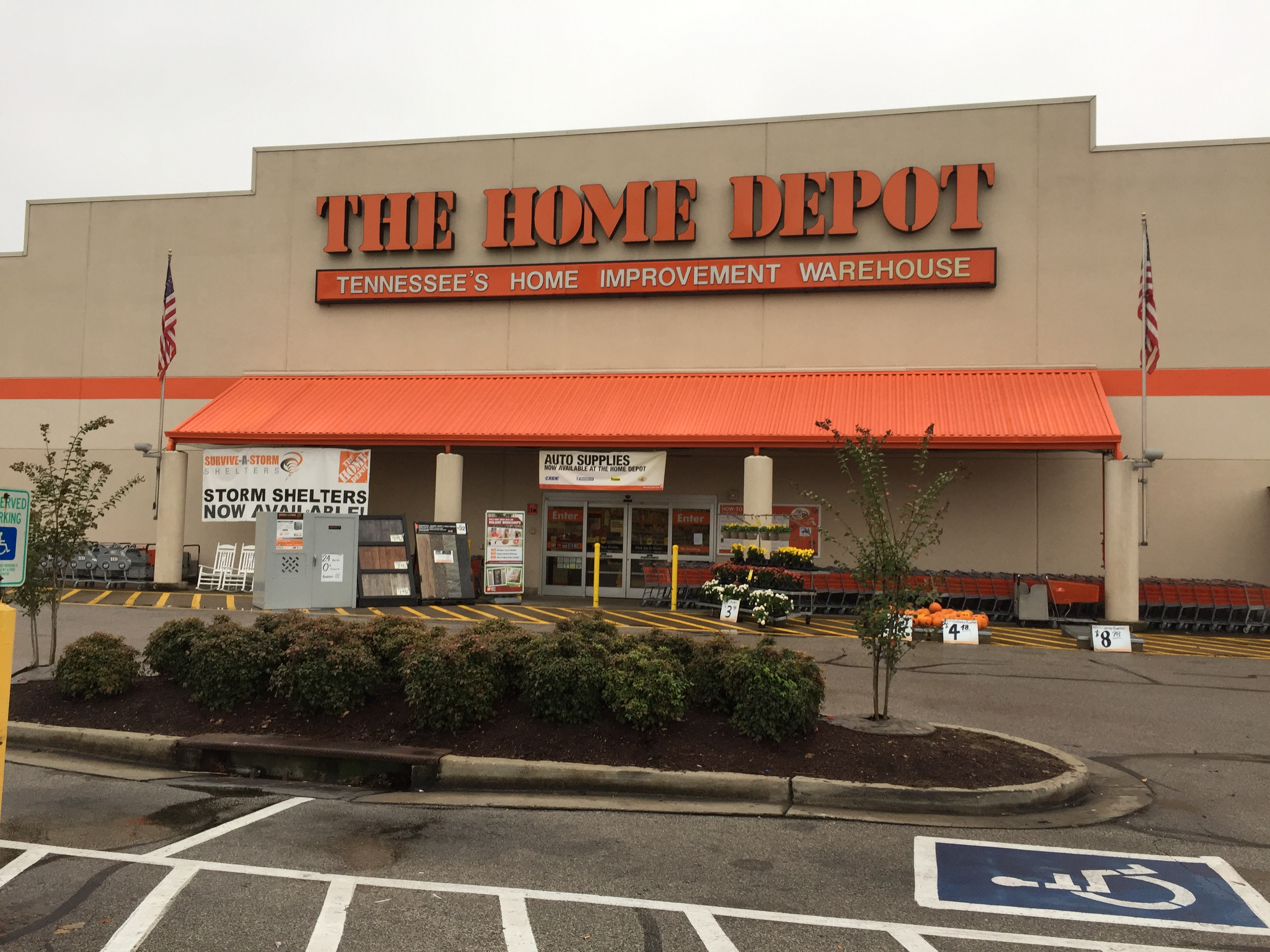 The Home Depot 800 Truse Road Memphis Tn Hardware Stores Home