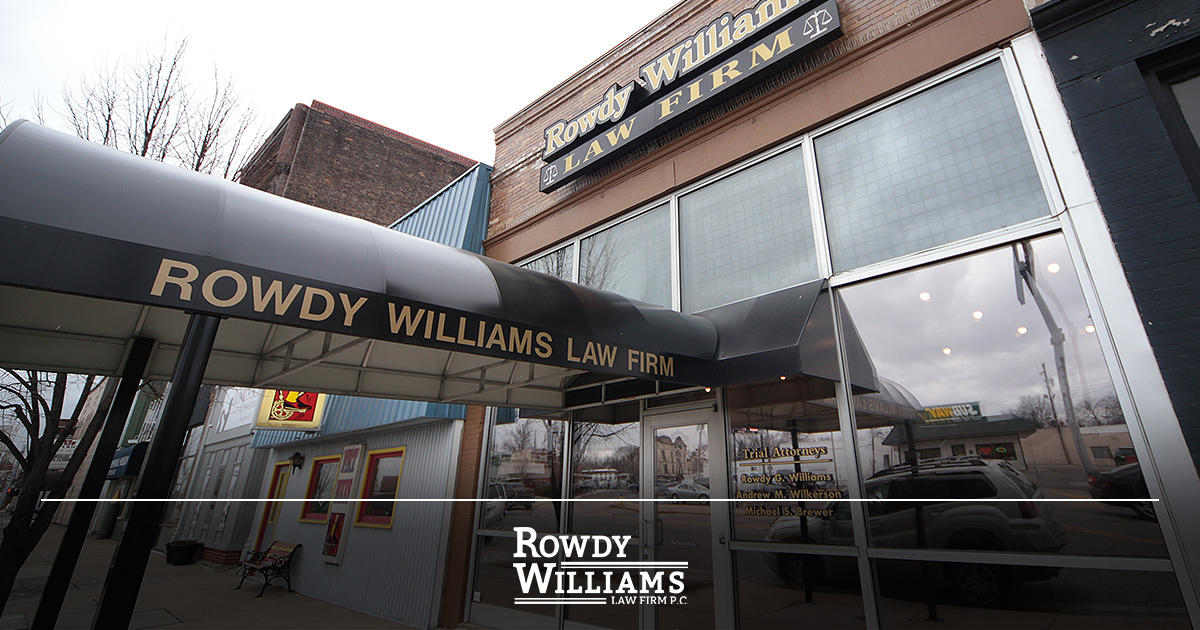 Rowdy G. Williams Law Firm P.C. image 1