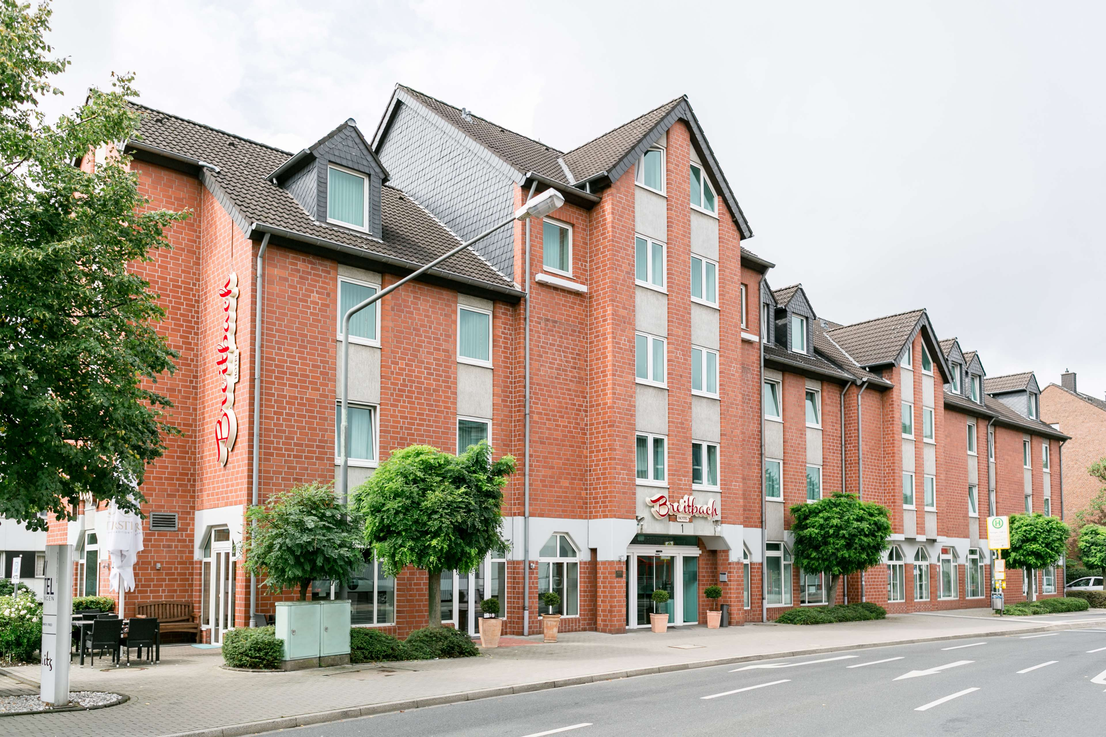 Best Western Hotel Breitbach, Stadionring 1 in Ratingen
