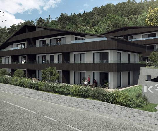 Lanz bauart immobiliari agenzie bressanone italia for Affitto bressanone