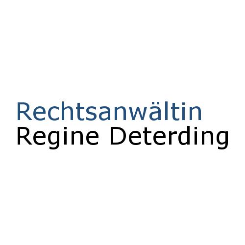 Rechtsanwältin Regine Deterding