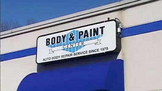 Body & Paint Center Of Hudson image 1