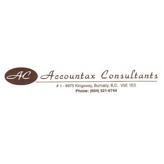 Accountax Consultants in Burnaby
