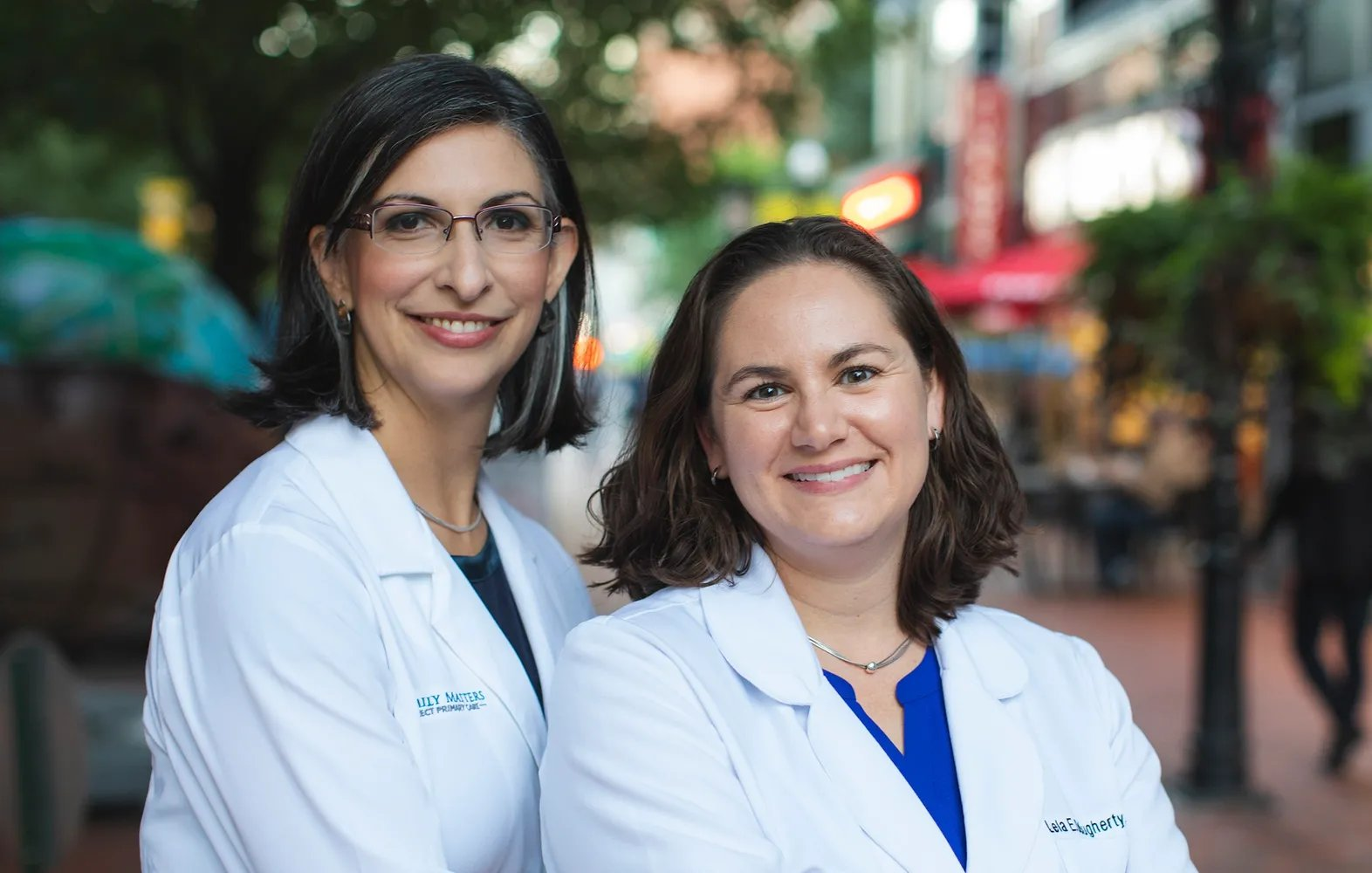 Dr. Kirsten Lin, MD and Dr. Lela Dougherty, MD are the physicians at Family Matters Direct Primary Care., , General Practitioner