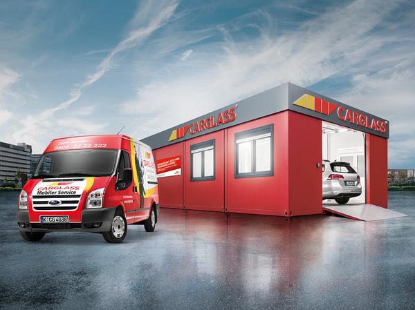 Bild der Carglass GmbH Rendsburg