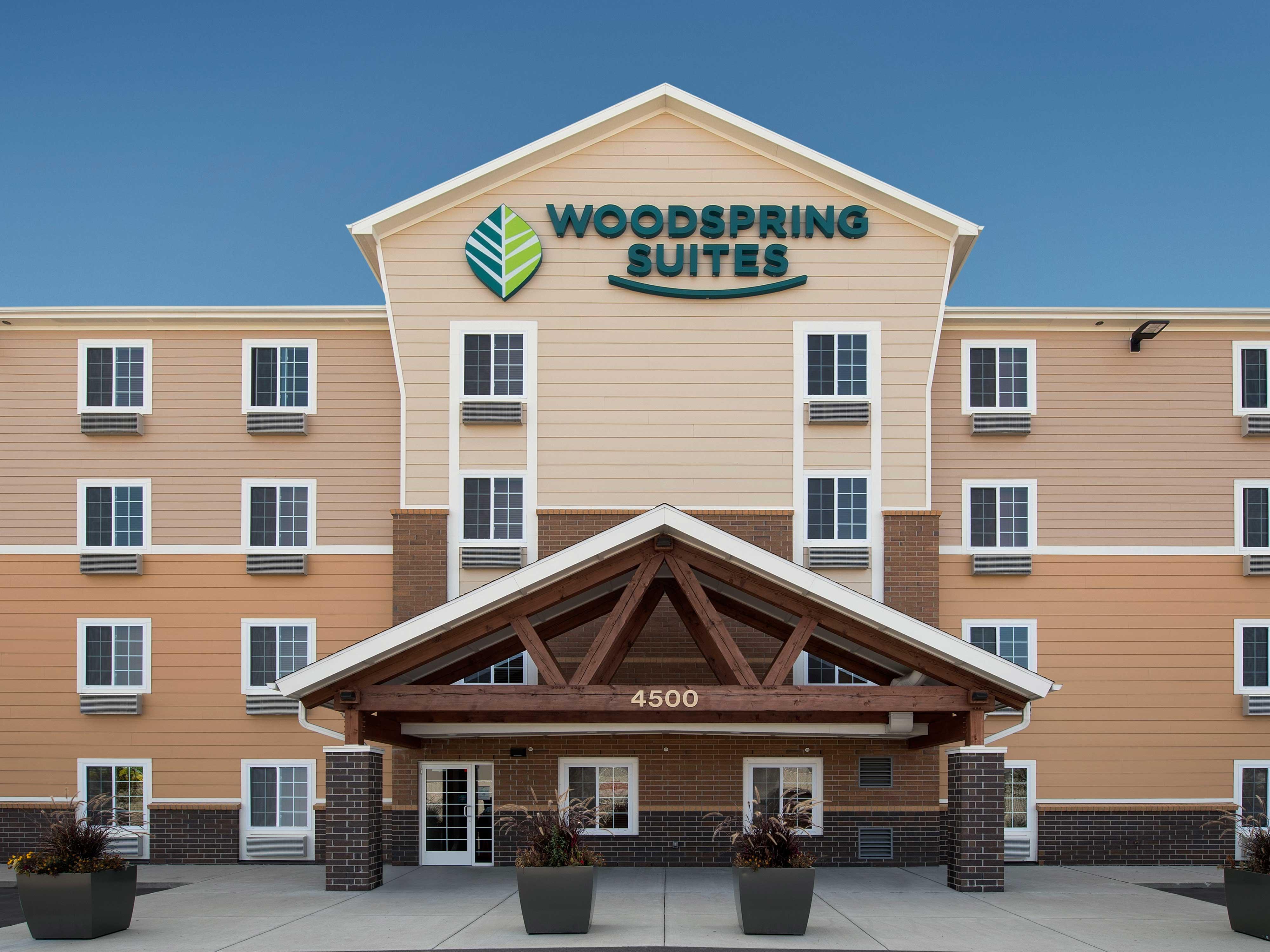 WoodSpring Suites Grand Rapids South image 19
