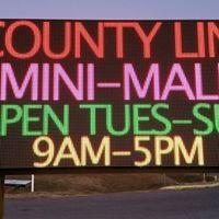 County Line & Mini Mall & Cafe image 3