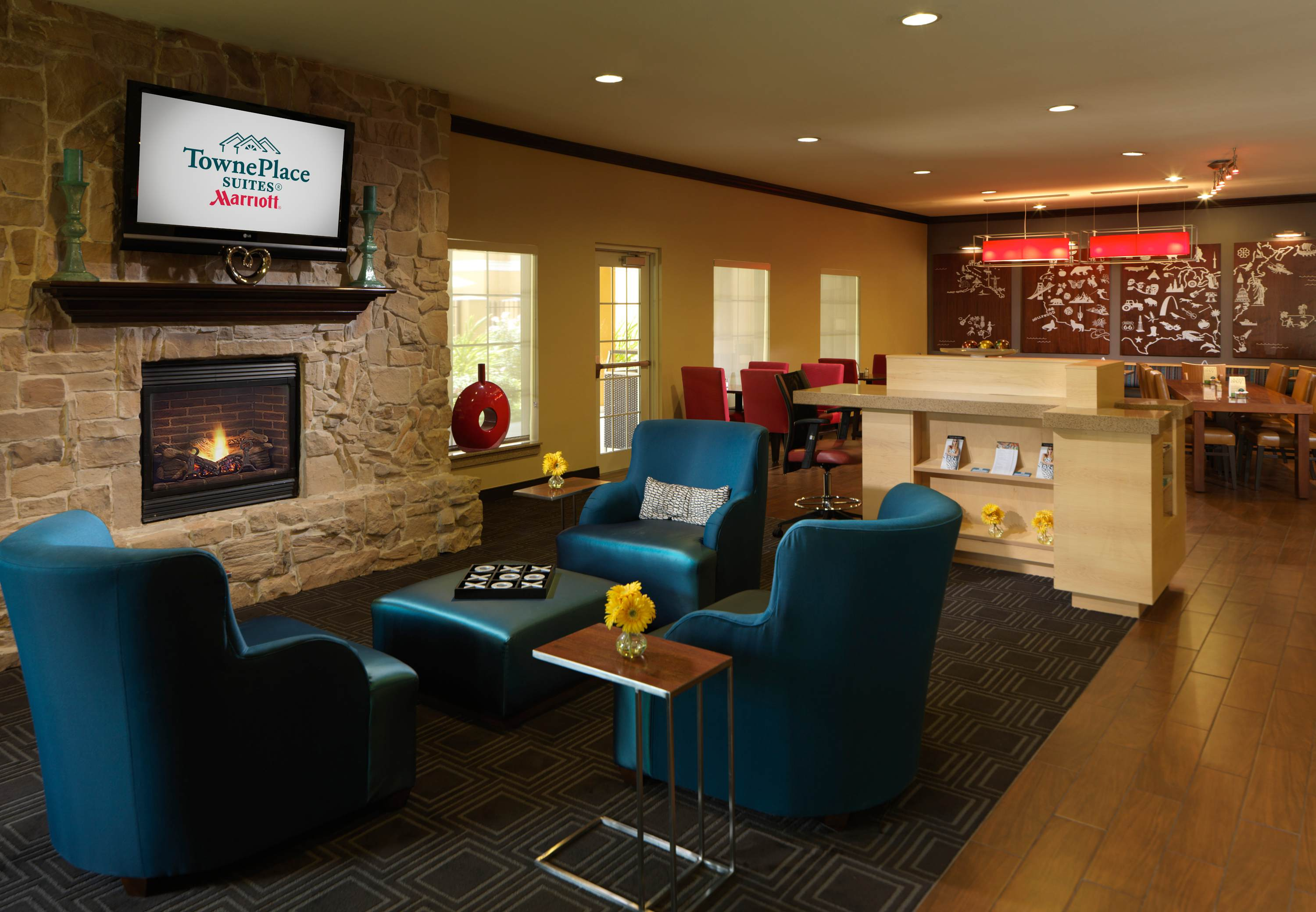 TownePlace Suites by Marriott Houston North/Shenandoah image 0