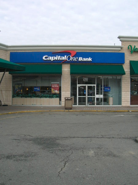 how to add capital one to.td
