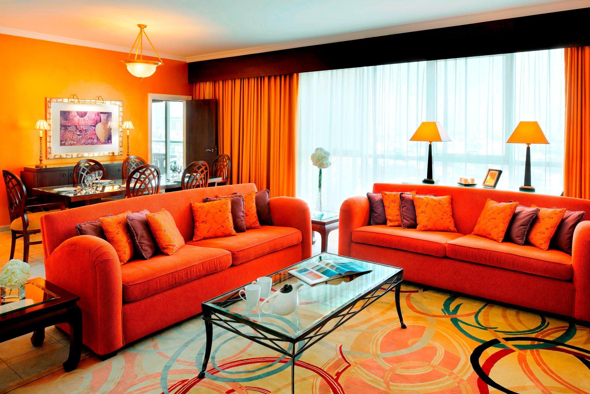 Marriott Executive Apartments Dubai Creek