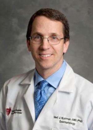 Neil Korman, MD - UH Dermatology image 0