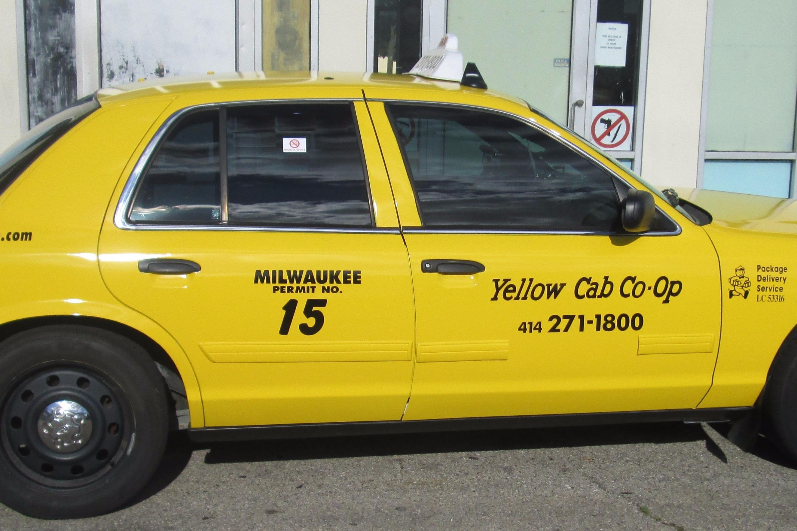 YELLOW CAB CO-OP 1747 N 6th st Milwaukee, WI Taxis - MapQuest