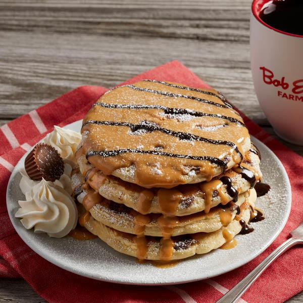 Bob Evans® Buckeye Hotcakes