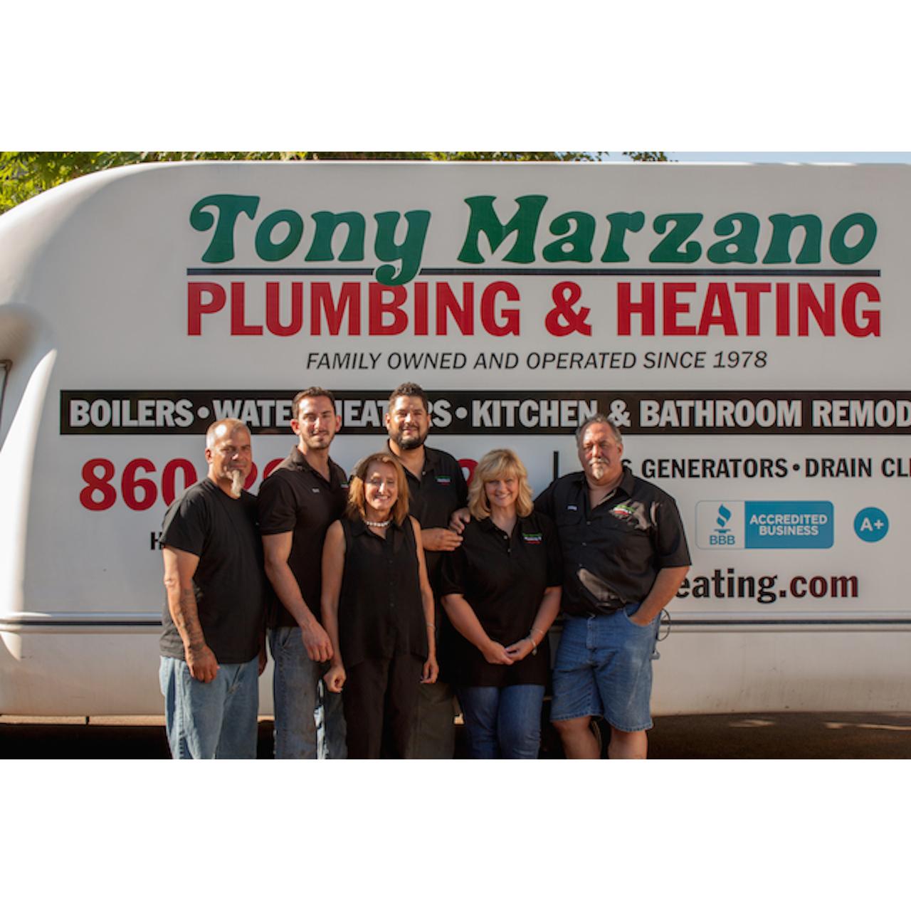 Tony Marzano Plumbing, Heating & Air Conditioning Co. Inc