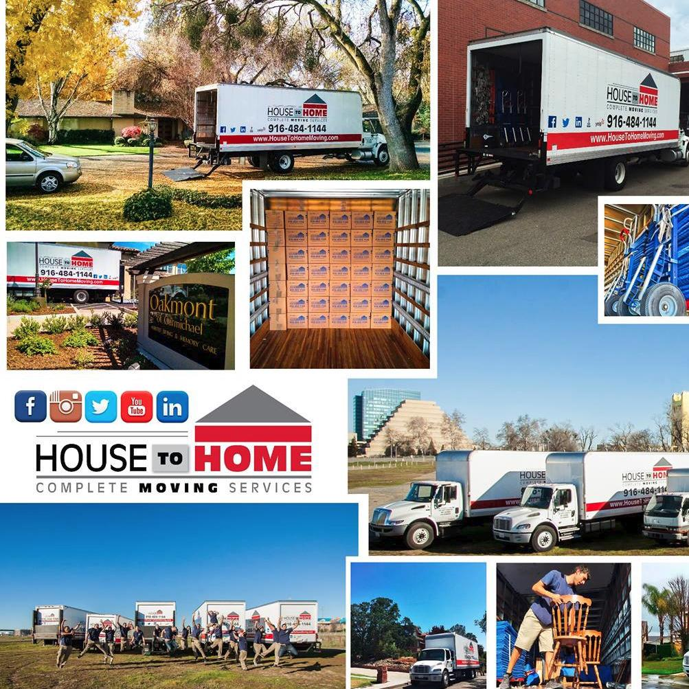 House To Home Moving Inc