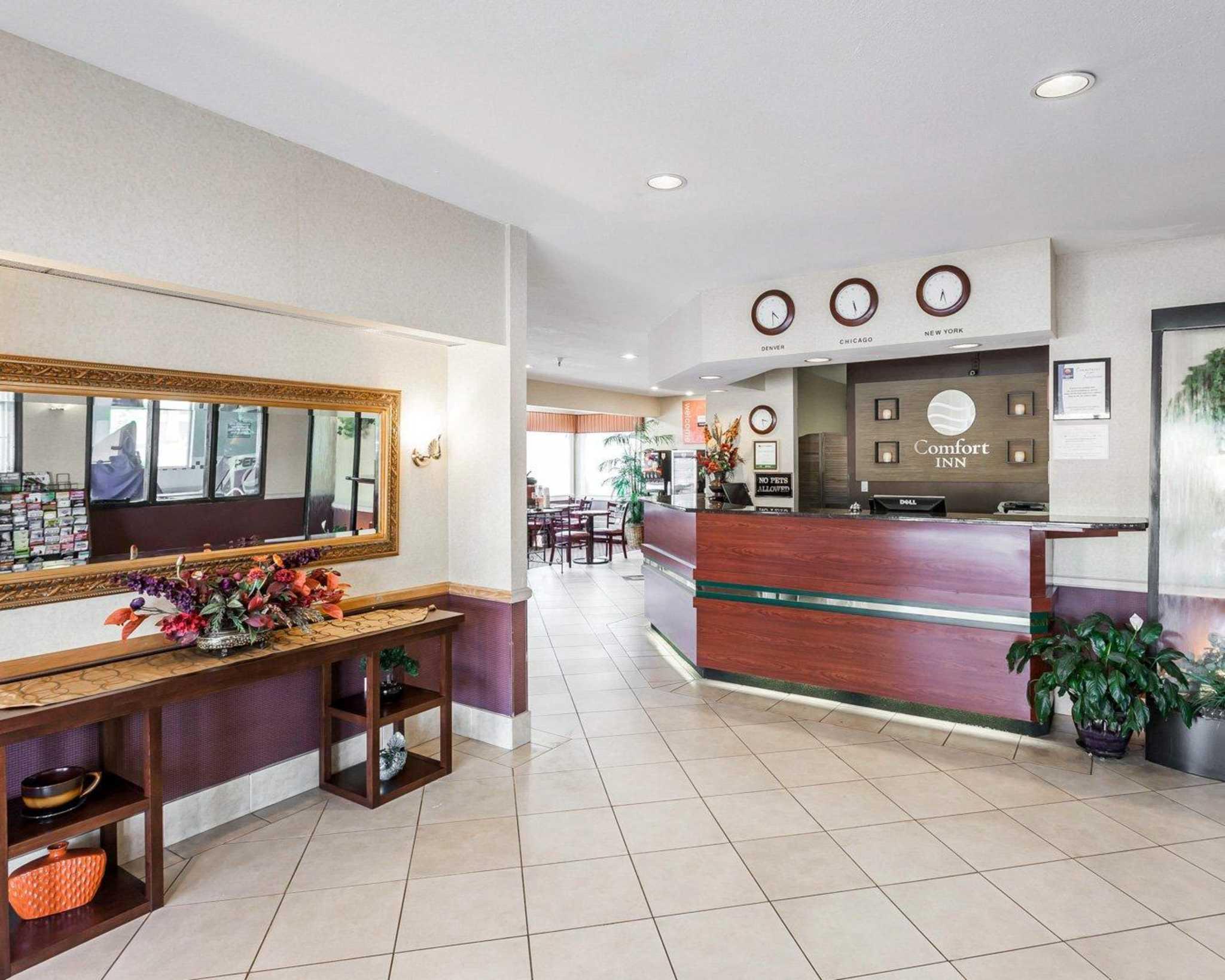 Comfort Inn Kelso - Longview image 18