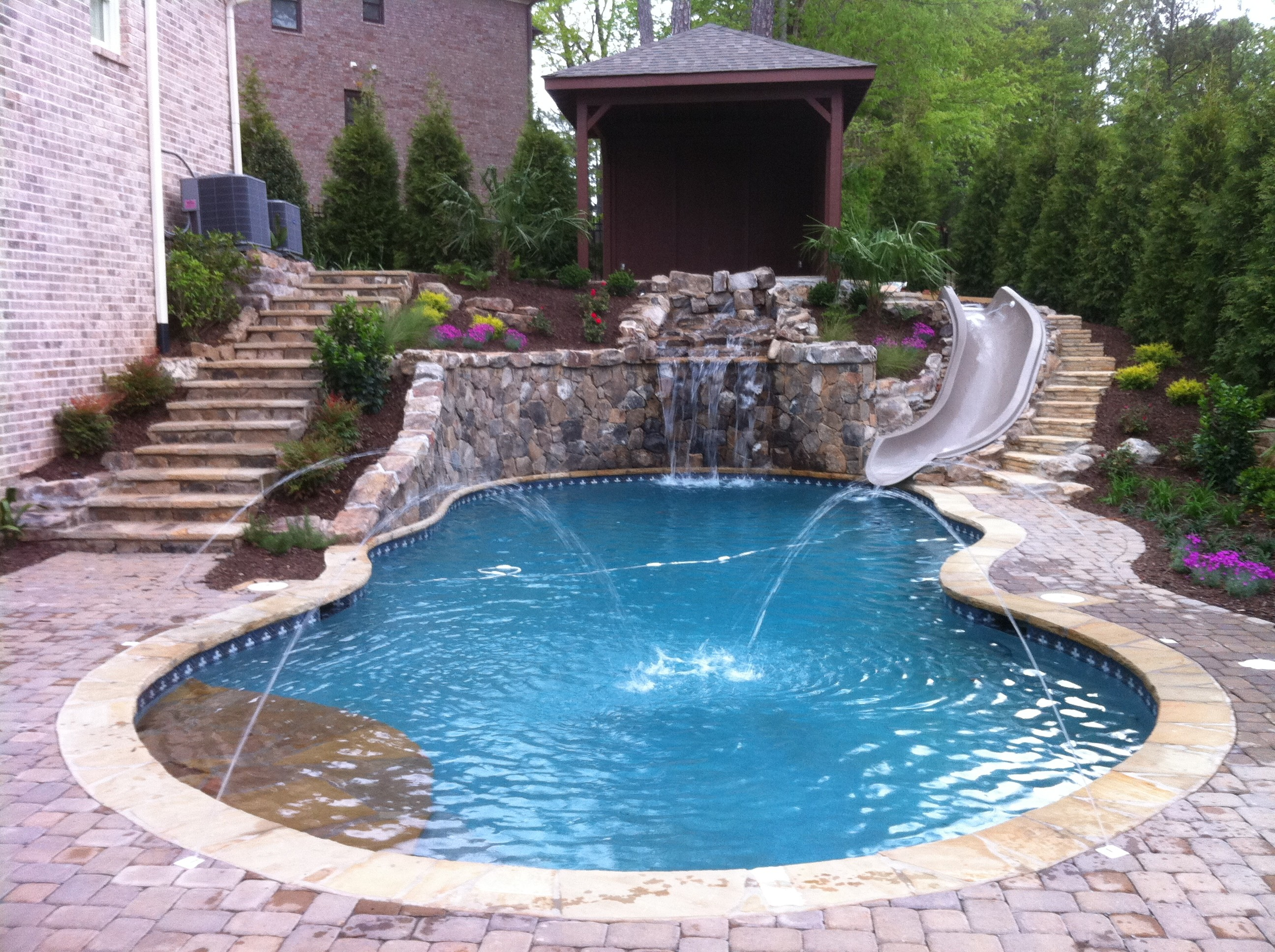 Aqua Design Pools & Spas, LLC in Cumming, Georgia 30040 - (770 ...