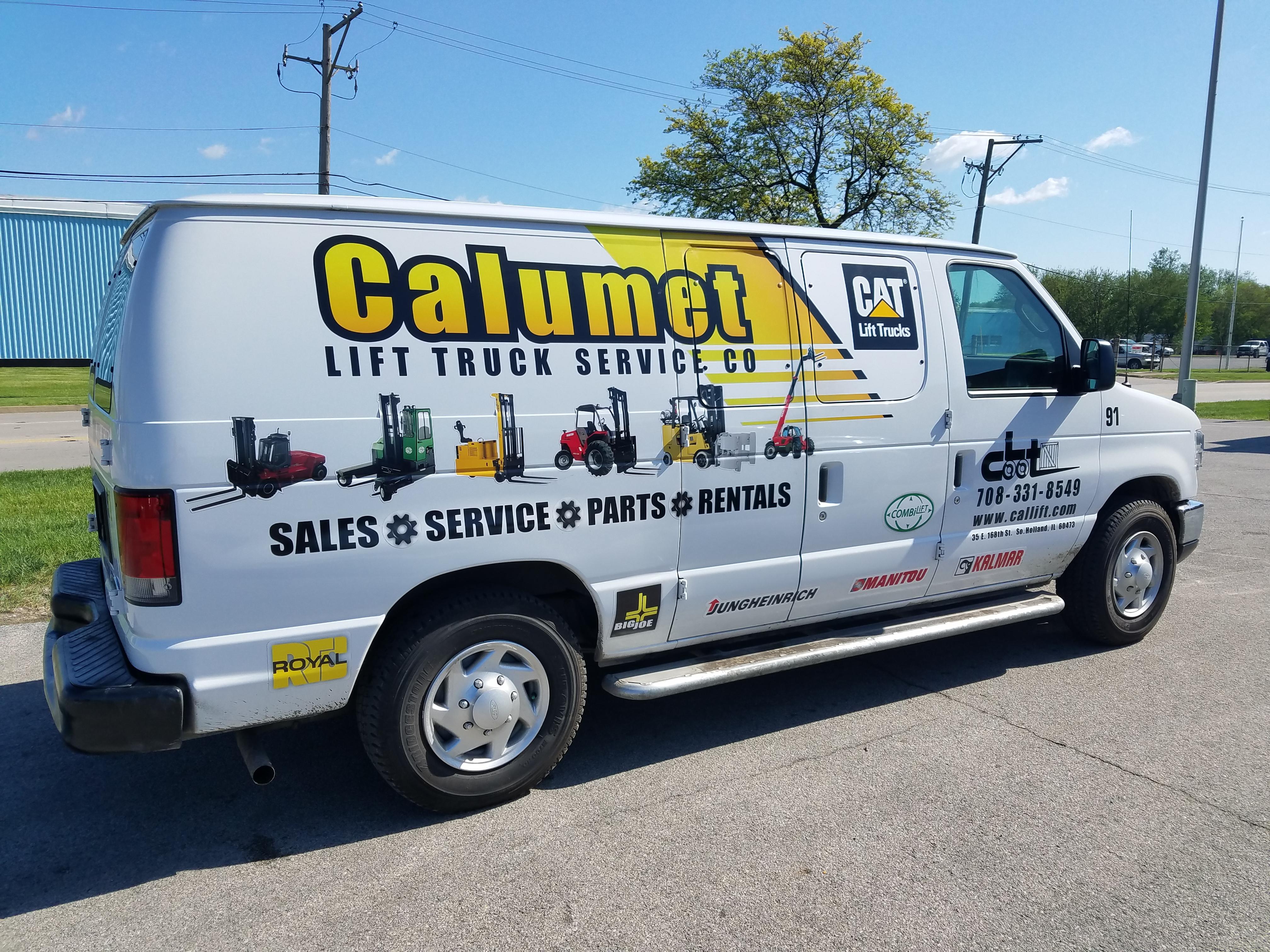 Calumet Lift Truck Service Company Inc. image 1