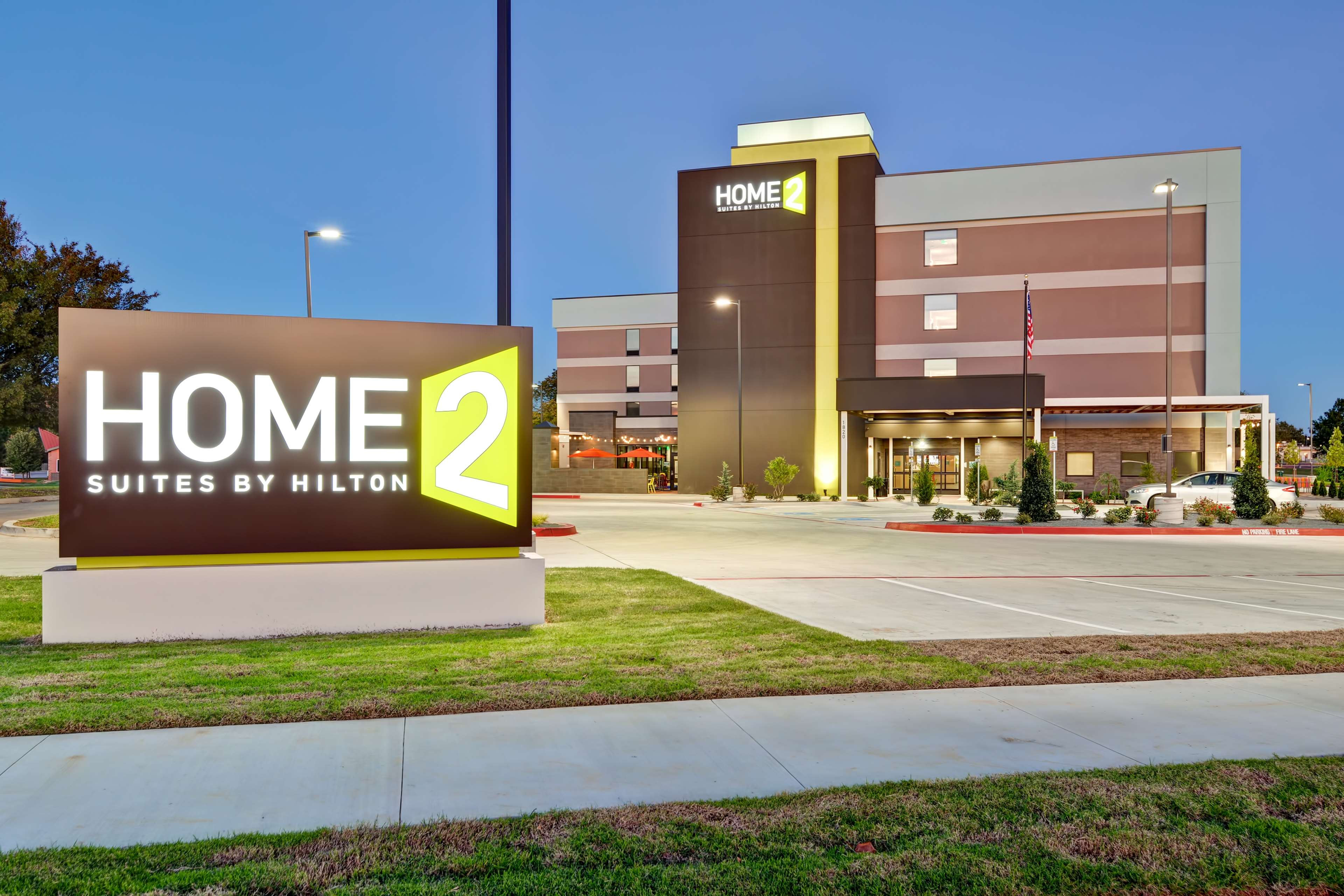 Home2 Suites by Hilton OKC Midwest City Tinker AFB image 4