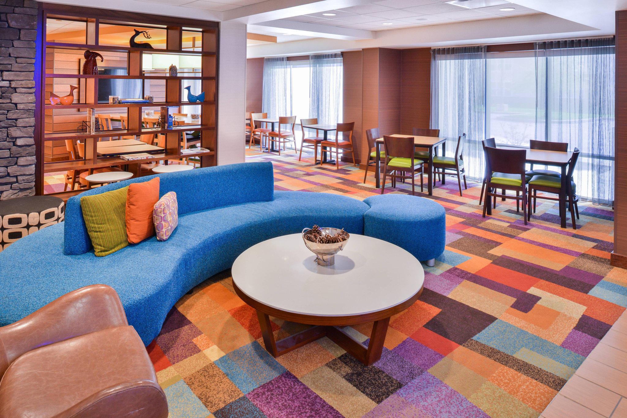 Fairfield Inn & Suites by Marriott Rochester West/Greece
