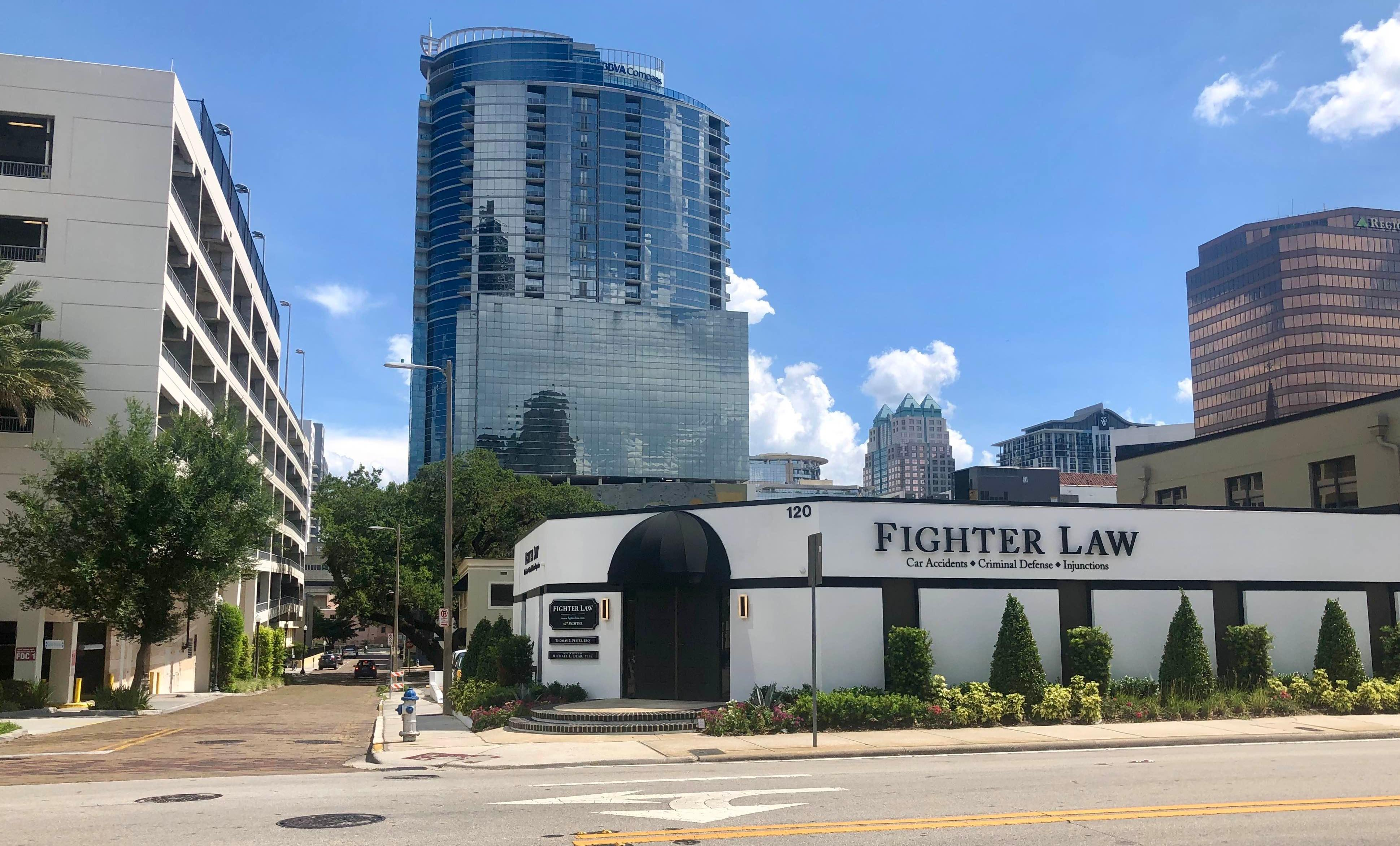 Fighter Law