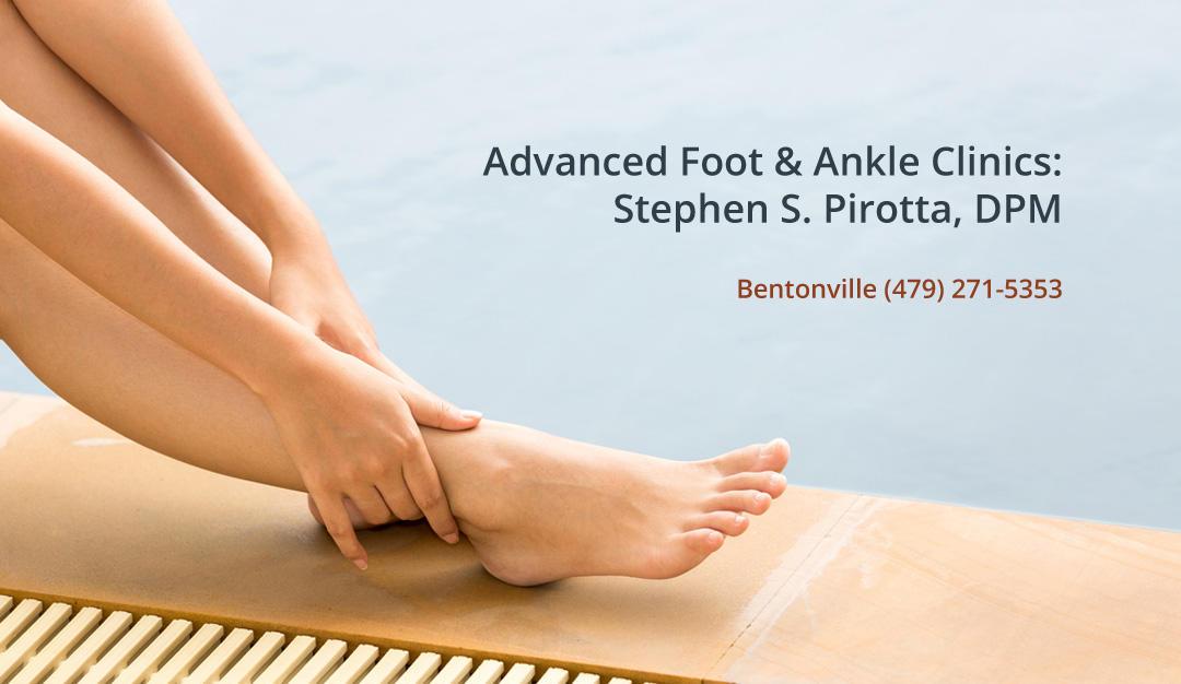 Advanced Foot & Ankle Clinics: Stephen S. Pirotta, DPM