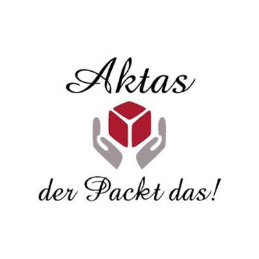 Logo von Aktas - der packt das!