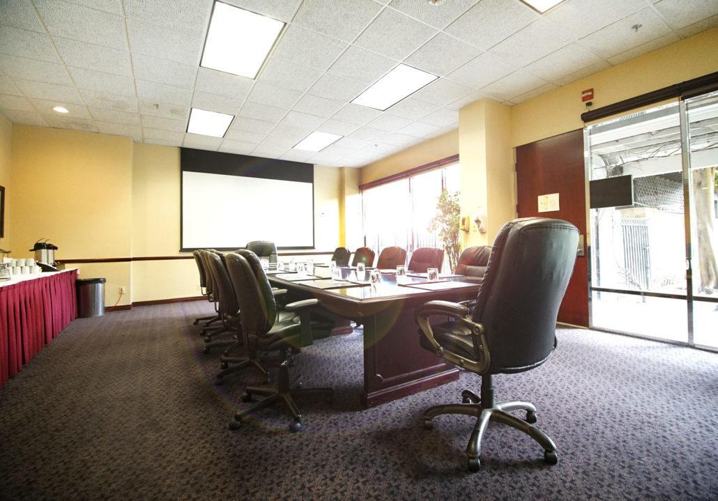 The Hotel Fullerton - Boardroom